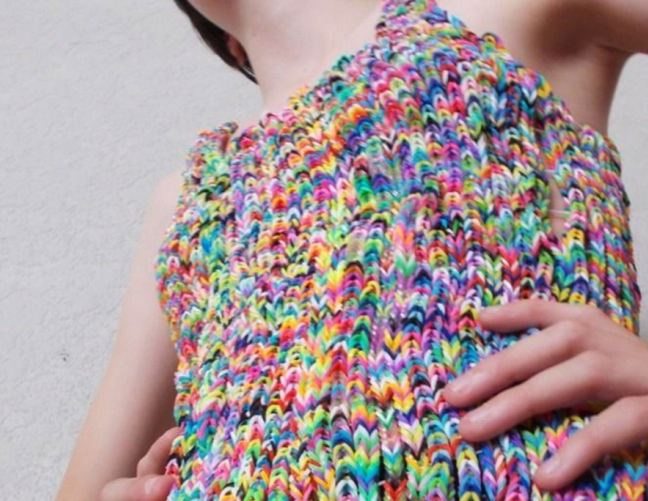 Loom dress