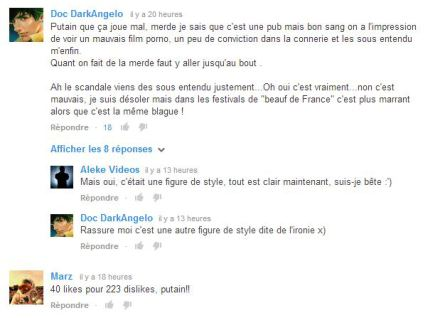 comments youtube perrier
